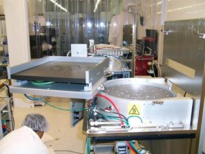 semiconductor wafer heating and cooling